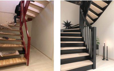 Hvordan gå frem ved valg av ny trapp?
